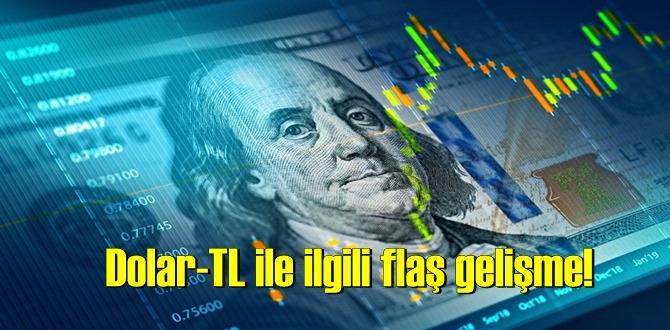 Gelişmer sonrası Dolar-TL ile ilgili önemli bilgiler!