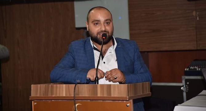 Gazeteci Ferhat Aydoğan