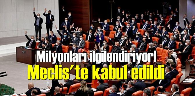 Arşiv Araştırması Kanunu Teklifi Meclis'te kabul edildi!