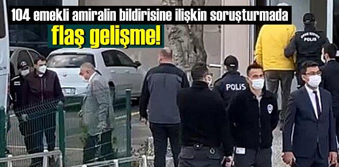 Emekli amirallerin bildirisine ilişkin soruşturmasında Ergun Mengi tutuklama talebi!
