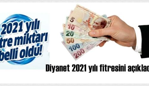 2021 yılı fitre hesabı; 2021 Yılın Fitresi en az 28 lira açıklandı!