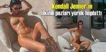 Kendall Jenner'in bir avuç bikinili pozları yürek hoplattı!