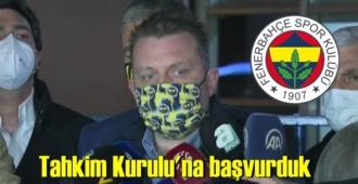 Fenerbahçe Basın Sözcüsü Alper Pirşen: Tahkim Kurulu'na başvurduk açıklaması!