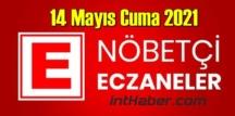 14 Mayıs Cuma 2021 Nöbetçi Eczane nerede, size en yakın Eczaneler listesi
