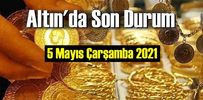 5 Mayıs Çarşamba 2021 Bankalar ve serbest piyasa'da Tam
