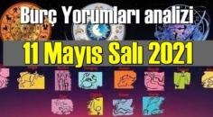 11 Mayıs Salı 2021/ Günlük Burç Yorumları analizi