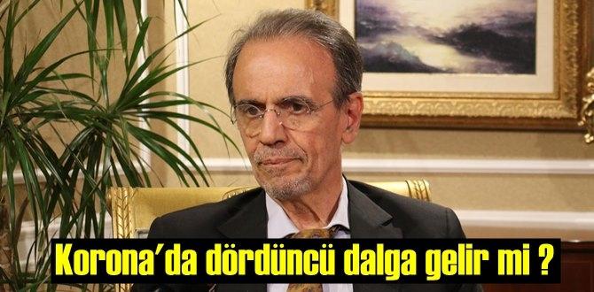 Prof. Dr. Mehmet Ceyhan Hoca açıkladı! Korona'da dördüncü dalga gelir mi?