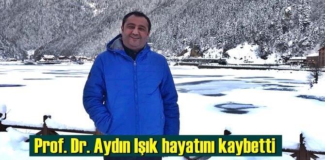 Korona İzmir'de bir Bilim insanını daha yendi! Prof. Dr. Aydın Işık hastalığa yenik düştü!